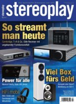 stereoplay – 10 Juni 2021