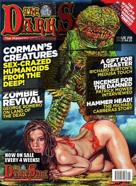The Darkside – Issue 218 – June 2021