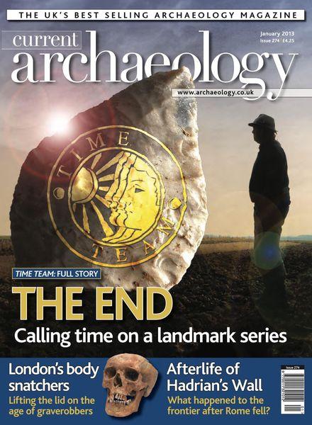 Current Archaeology 2013全年 《当代考古学》7477 作者:思秋悟春 帖子ID:263015