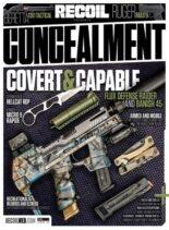 RECOIL Presents Concealment – June 2021