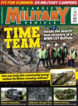 Classic Military Vehicle – Issue 242 – July 2021