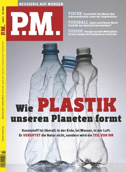 P.M Magazin – Juli 2021