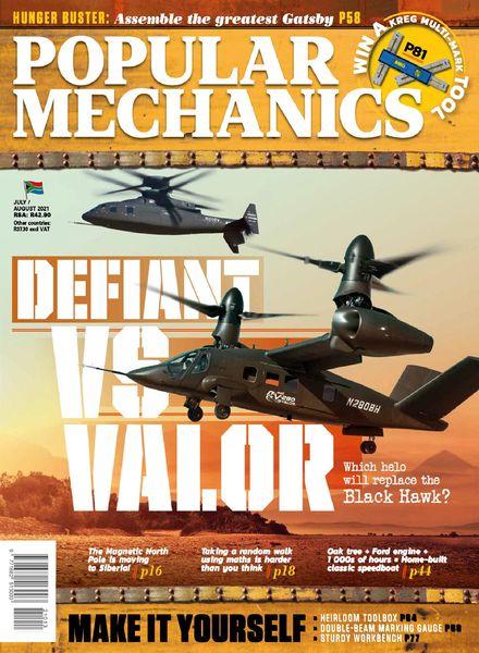 Popular Mechanics South Africa – July 2021