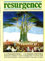 Resurgence & Ecologist – Resurgence, 170 – May-June 1995