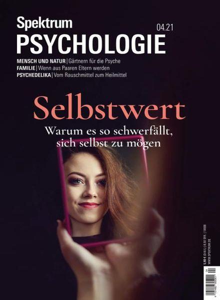 Spektrum Psychologie – 18 Juni 2021