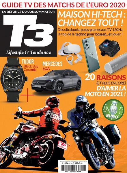 T3 France – juin 2021