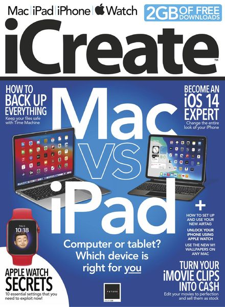iCreate UK – June 2021