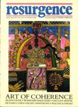 Resurgence & Ecologist – Resurgence, 169 – March-April 1995