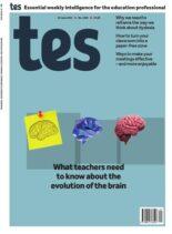TES Magazine – 18 June 2021