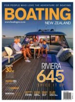 Boating New Zealand – July 2021