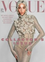 Vogue Germany – Juli 2021