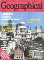 Geographical – June 1994