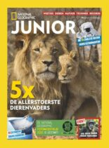 National Geographic Junior – juli 2021