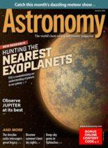 Astronomy – August 2021