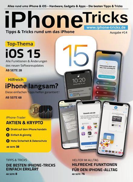 iPhone-Tricks.de Tipps und Tricks – Juni 2021