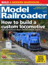 Model Railroader – August 2021