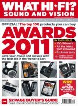 What Hi-Fi UK – Awards 2011