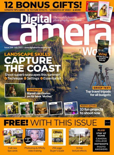 Digital Camera World – July 2021