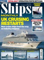 Ships Monthly – July 2021