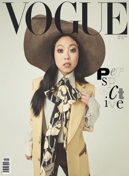 Vogue Singapore – May 2021