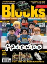 Blocks Magazine – Issue 81 – July 2021