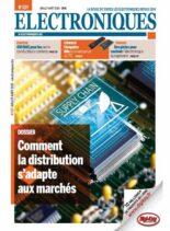 Electroniques – Juillet-Aout 2021