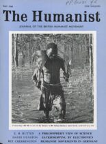 New Humanist – The Humanist, May 1964