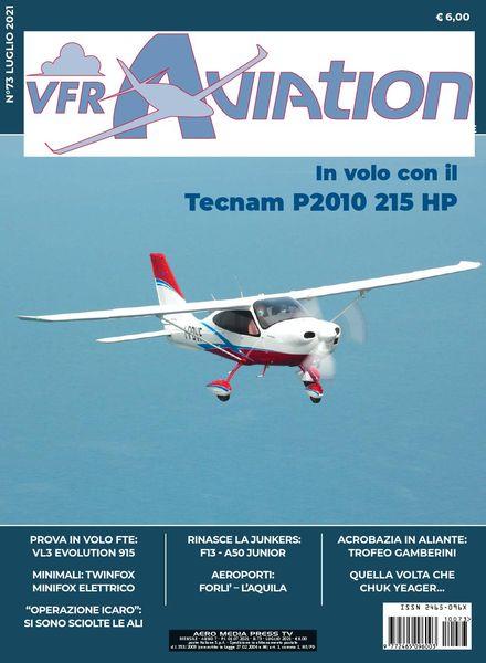 VFR Aviation – Luglio 2021