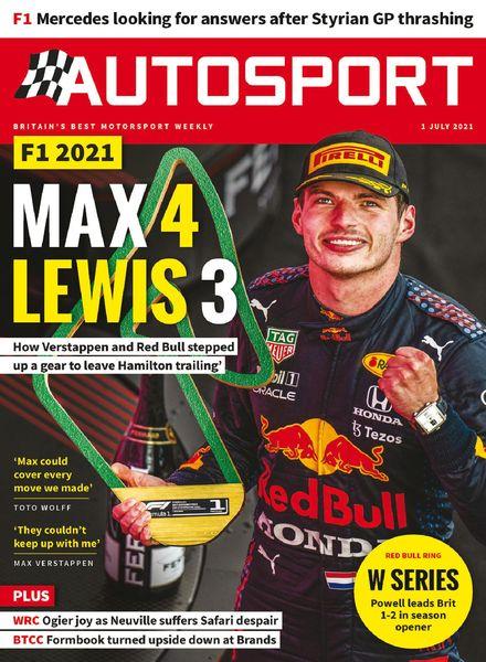 Autosport – 01 July 2021