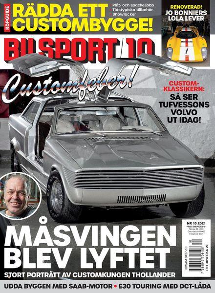 Bilsport – 01 juli 2021