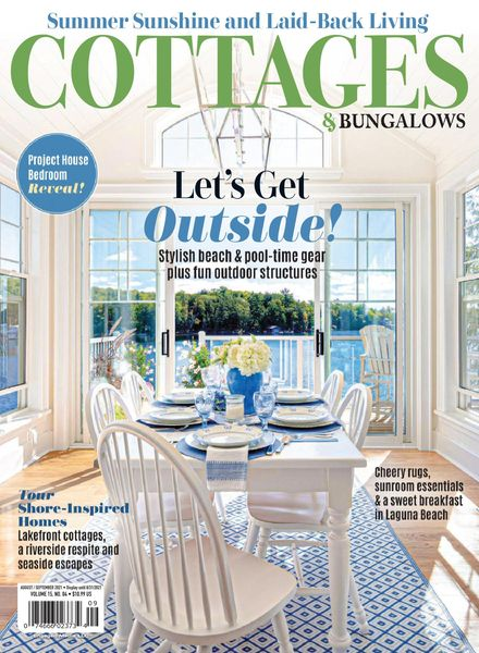 Cottages & Bungalows – August-September 2021