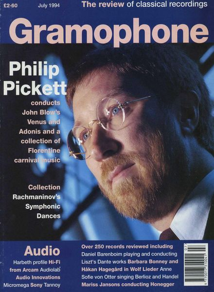 Gramophone – July 1994