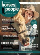 Horses and People – July 2021