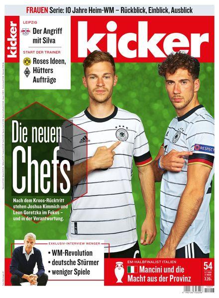 Kicker – 05 Juli 2021
