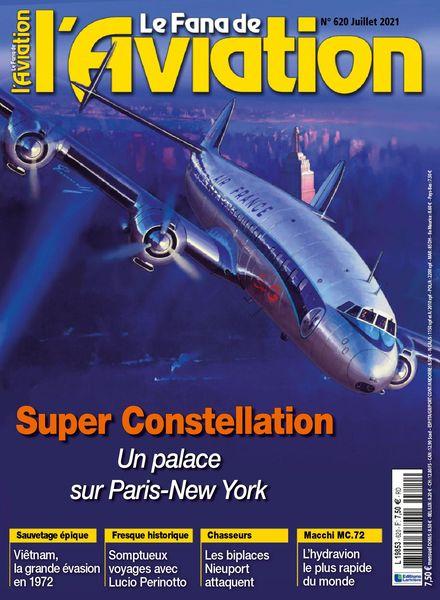 Le Fana de l'Aviation – juillet 2021