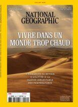 National Geographic France – Juillet 2021