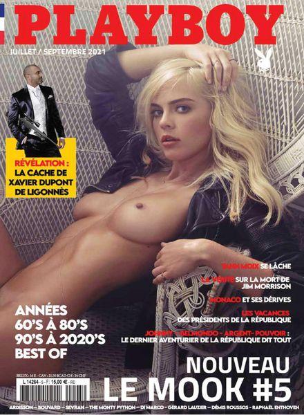 Playboy France – 01 juillet 2021