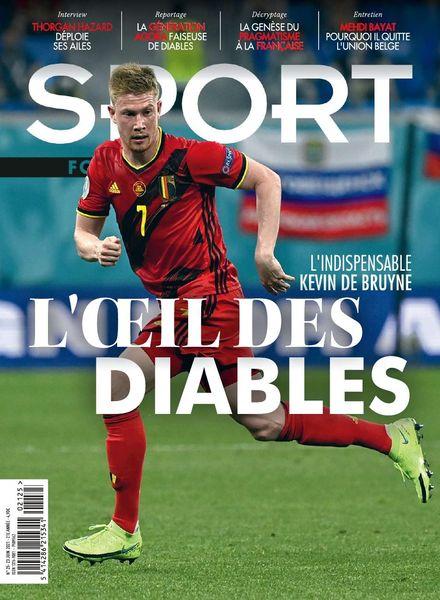 Sport Foot Magazine – 23 Juin 2021