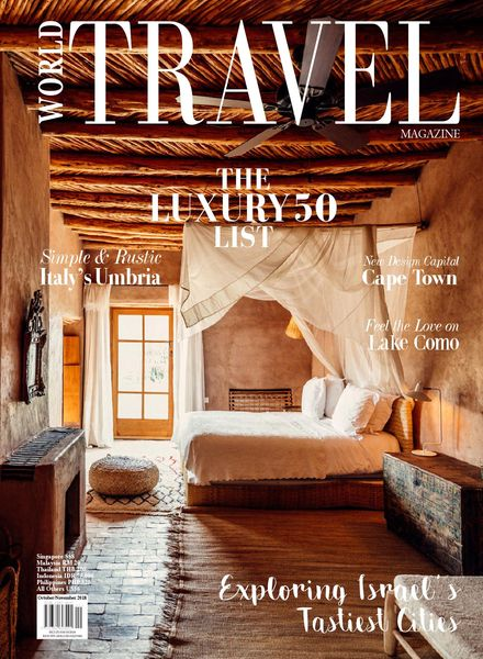 World Travel Magazine – October 2018