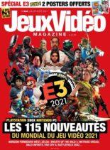 Jeux Video Magazine – Juillet-Aout 2021