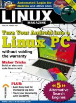 Linux Magazine USA – August 2021