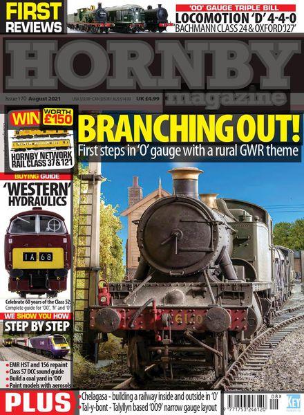 Hornby Magazine – Issue 170 – August 2021