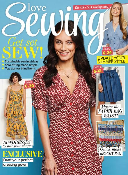 Love Sewing – July 2021