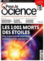Pour la Science – Juillet 2021