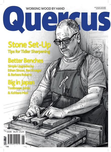 Quercus – July-August 2021