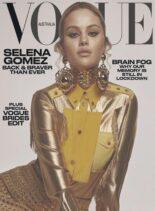 Vogue Australia – July 2021