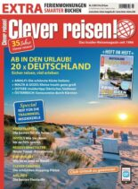Clever Reisen – August 2021