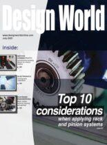 Design World – July 2021