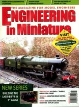 Engineering in Miniature – March 2012