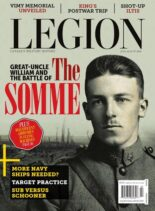 Legion – July-August 2021